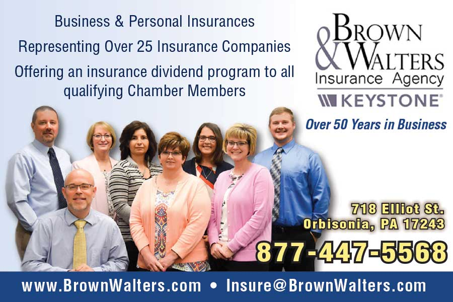 """<center>Brown & Walters Insurance Agency 