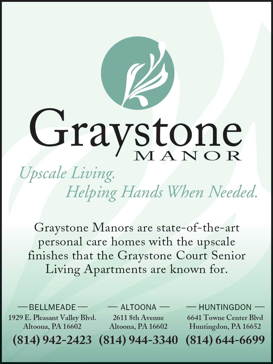 """<center>Graystone Manor 