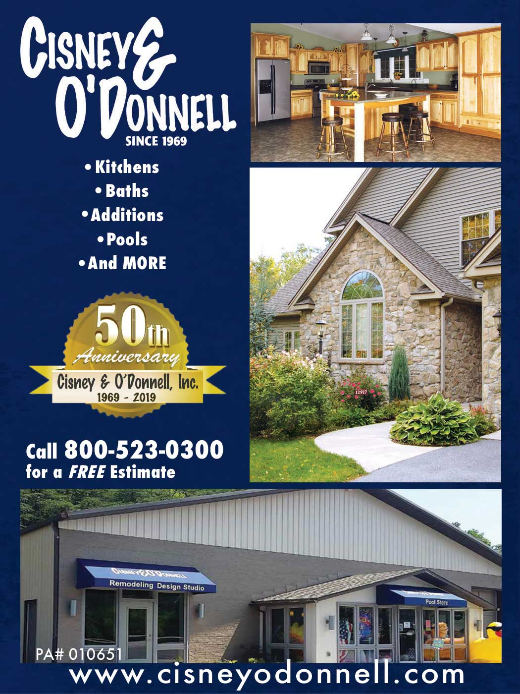 """<center>Cisney & O'Donnell 