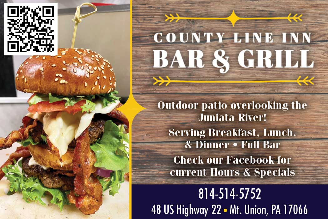 """<center>County Line Inn Bar & Grill 