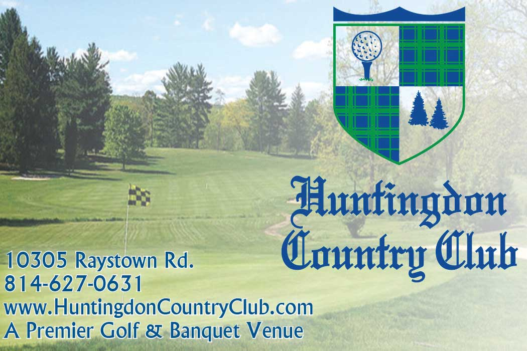 """<center>Huntingdon Country Club 
