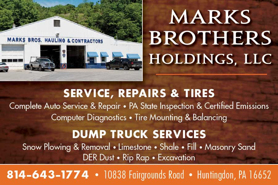 """<center>Marks Brothers Holdings, LLC 