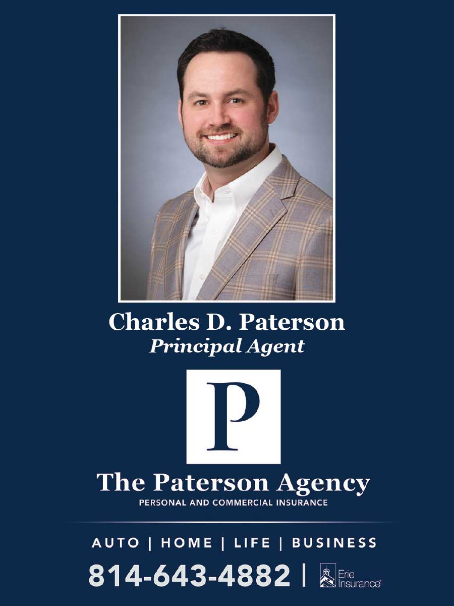 """<center>The Paterson Agency 