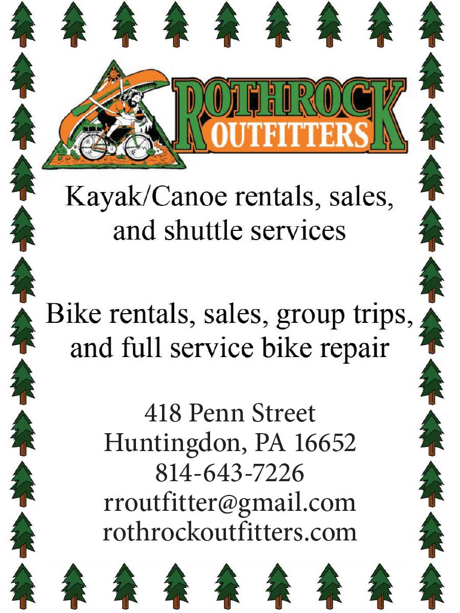 """<center>Rothrock Outfitters 