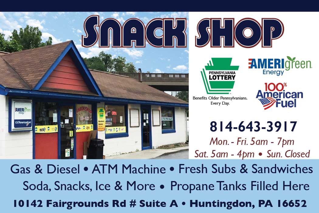 """<center>Snack Shop 